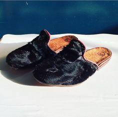 Recycled fur footwear by LAB10  www.lab10-naomihille.nl https://m.facebook.com/lab10naomihille/