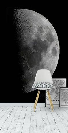 The moon Tapet