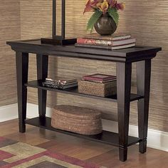 "Easton Console Table (SKU 6720-0699)0 $539- H30"", W 48"", D16"""