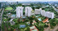 HOTEL|インドネシア・ジャカルタのホテル>スナヤンの中心部に位置するホテル>ザ スルタンホテル ジャカルタ(The Sultan Hotel Jakarta)