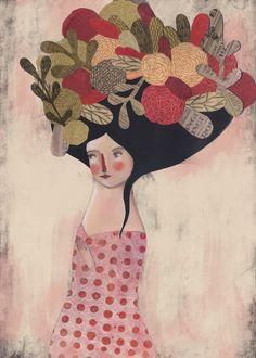 Evelyn Daviddi illustrator: Photo