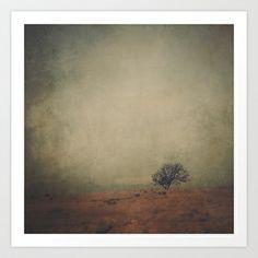 Solitude Art Print by Katayoon Photography - $20.00