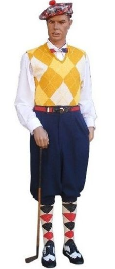1930s1940sm24.jpg 240×558 pixels / Biggley's retro golf outfit?