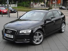 Audi A3 Sportback S-Line. Have had 3 of these. Simply brilliant and lovely Audi interior.
