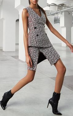 Antonio Berardi Pre-Fall 2015 Trunkshow Look 14 on Moda Operandi
