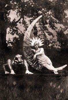 The Hodgini Siblings    The Hodgini siblings.  Of the famous Hodgini Circus Family. 1920s