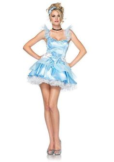 Adult Storybook Babe Costume - costumecity.com