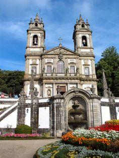 Bom Jesus, BRAGA, Portugal