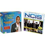 Let's Make a Deal and NCIS Board Games, 2-Pack