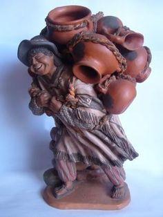 pequeña escultura  de Jujuy