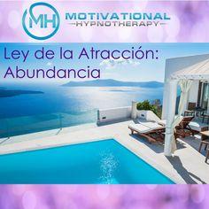 ... Ley de la Atracción: Abundancia Hipnosis (Law of Attraction: Wealth). http://motivationalhypnotherapy.com/products/spanish-hypnosis/ley-de-la-atraccio-n-abundancia-hipnosis-law-of-attraction-wealth.html