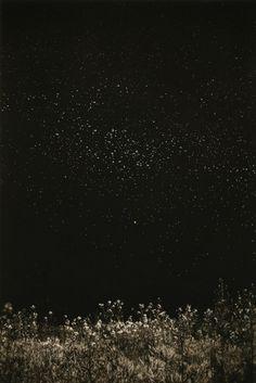 "Masao Yamamoto, ""Nakazora"" #1025 (中空), Silver Gelatin Print"