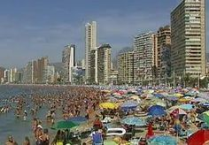 Nice place to be in May! Benidorm