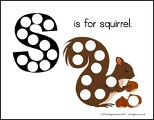 forest unit FOREST ANIMALS  squirrels, deer, bear and other woodland creatures   pinecones, trees,