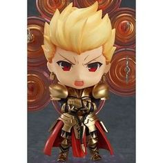 Fate/Stay Night Figurine Nendoroid Gilgamesh 10 Cm