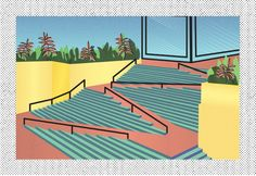 """The ADA at 25: How One Law Helped Usher in An Age of Accessible Design_Illustration by Suze Myers. What do you want?"""" """"Access! """"When do you want it?"""" """"Now!"""" There are 82 stone steps up to the United States Capitol Building in Washington,..."""