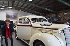Launching the new and improved 1937 Dodge, we had to wait for Sally's reaction and it was awesome, what do you think?