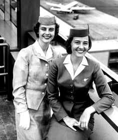 My stint as a Stewardess with American Airlines