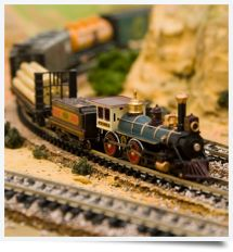 """Discover All The """"Closely Guarded"""" Model Railroading Tips, Tricks And Secrets You Need To Plan & Build Your Dream Model Railroad…      Save Up To 67% On The Retail Price of Model Train Equipment…      Avoid The 7 Costly Mistakes Almost Every Beginner Makes…"""