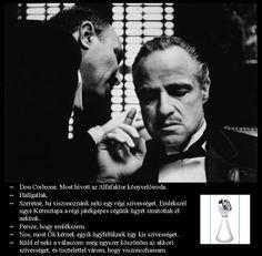 Ügyfelünk: Don Corleone