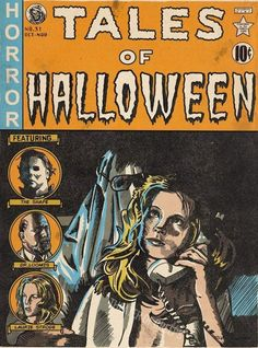 Part 2 of horror movies/series/musicians/cartoons artwork that resemble old EC horror comics. Check out Part 1 here : . Halloween Movies, Halloween Horror, Scary Movies, Halloween Art, Comedy Movies, Ec Comics, Horror Comics, Culture Pop, Geek Culture