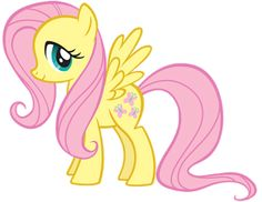 Imágenes de My Little Pony.