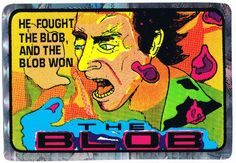 Wild prism stickers of 80s horror movies | Dangerous Minds