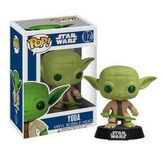 Mestre Yoda - Funko Pop Star Wars