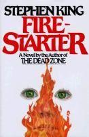 Firestarter by Stephen King Hardcover, Limited) for sale online Stephen King Novels, Student Volunteer, King Book, Reading Habits, Vintage Book Covers, Fire Starters, Book Recommendations, Reading Online, Bestselling Author