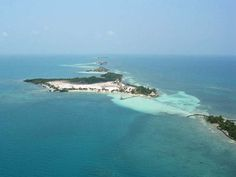 rent a private island: With prices from $1,540 per week, Coco Plum Caye sits eight miles off the coast of Belize, and some of the best diving in the world happens here.