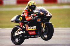 Photo  Max Biaggi 1995