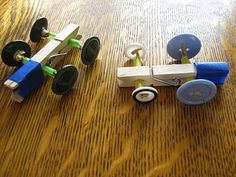 Force and Motion Clothespin Button Racer.great lesson for movement or simple machines. Scout Activities, Craft Activities, Bread Tie Colors, Pfaff Creative, Diy For Kids, Crafts For Kids, Force And Motion, Diy Buttons, Simple Machines