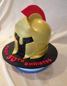Spartan cake