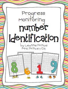 mrs. prince & co.: More math progress monitoring