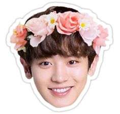Exo Stickers, Face Stickers, Tumblr Stickers, Printable Stickers, Exo Lockscreen, Bts Face, Wallpaper Stickers, Kpop Exo, Manualidades