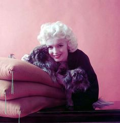 Marilyn photographed by Milton Greene, 1955.