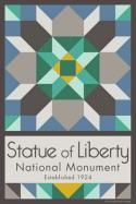 Statue of Liberty National Monument Quilt Block