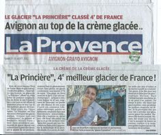 La Provence, a success story from Carpigiani Gelato University