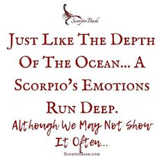 #scorpio emotions run deep like the ocean. Reminds me of a song... Still Water by the Four Tops. Listen to the long version. Dedicated to you my fellow Scorpios. #scorpios#scorpiobash#scorpionation#scorpiofacts#scorpiolife#scorpioproblems#scorpiomen#scorpioman#scorpiowomen#scorpiowoman#teamscorpio#scorpioseason#scorpiogang#zodiac#zodiacsign#astrology#scorpiosquad