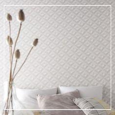 Un papier peint intissé Virtual 3D, pour des murs joliment décorés en toute simplicité !