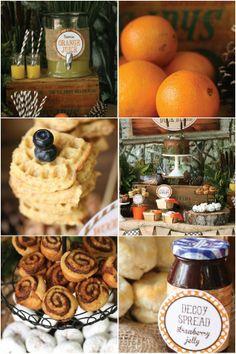 Duck Dynasty Party Food Ideas www.spaceshipsandlaserbeams.com