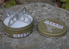 Survival Resources > Trangia Burner Pot Support and Stabilizer