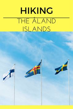 Hiking in the Aland islands in summer - here's why the Aland islands between Finland and Sweden are the perfect summer hiking destination