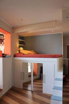 ¡9 ideas para optimizar el espacio en casas pequeñas!