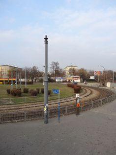 Pętla tramwajowa Gocławek.
