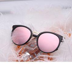 9a0fd7127ecd Sunglasses Accessories, Pink Sunglasses, Cat Eye Sunglasses, Mirrored  Sunglasses, Round Sunglasses,