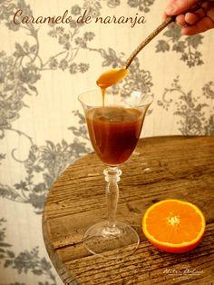 Salsa de caramelo a la naranja by @aliterdulciaisa