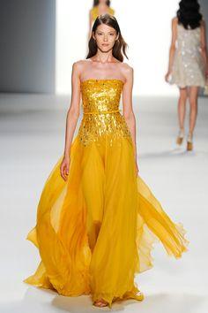 25 robes griffées pour le bal de 2012: Elie Saab