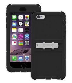 Trident Kraken A.M.S. iPhone case offers drop, vibration, dust, sand and rain protection