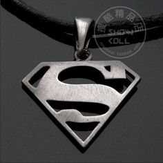 Aliexpress.com : Buy Fashion vintage superman super man pendant necklace from Reliable necklace crystal pendant suppliers on TGLOE. $25.20